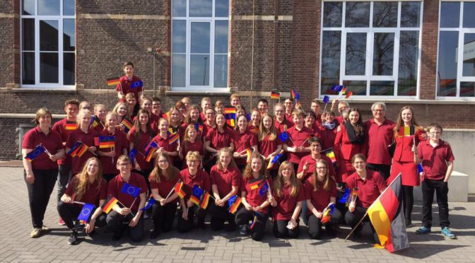 Jugendmusikfestival in Neerpelt
